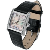 Rectangle Diamond Unisex Watch