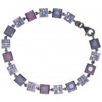 Marcasite Enamal Bracelet