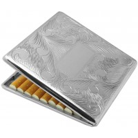 Engraved Cigarette Case