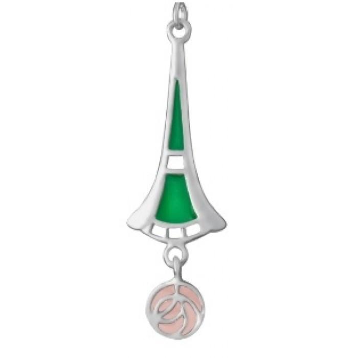 Mackintosh Style Pendant