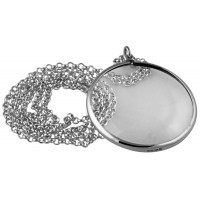 Plain Magnifying Glass Pendant