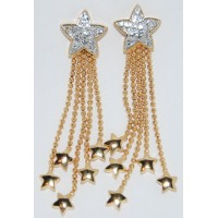 Hearts And Stars Earrings