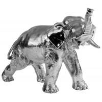 Sterling Silver Bull Elephant