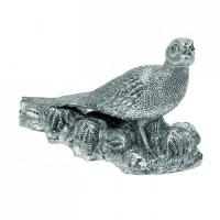 Sterling Silver Hen Pheasant