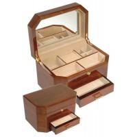 Oak Wood Jewellery Box
