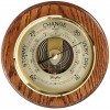 Oak Wood Solid Oak Barometer