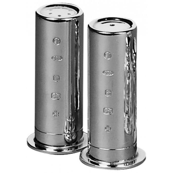 Sterling Silver Cartridge Salt And Pepper