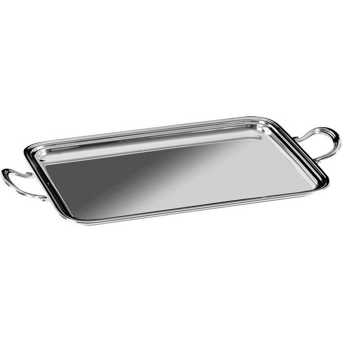 Silver Plated Two Handled Tray 16