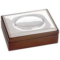 Sterling Silver Trinket Box