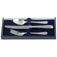 Silver Plated Child Cutlery Set