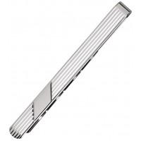 Striped Tie Bar