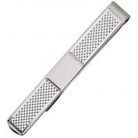 Sterling Silver Barley Tie Bar