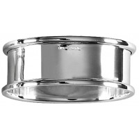 Sterling Silver Oval Napkin Ring