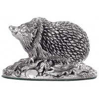 Sterling Silver Hedgehog