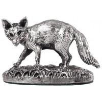 Sterling Silver Fox