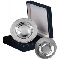 Sterling Silver Drakes Dish With Presentation Case