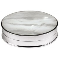 Pillbox Mother Of Pearl