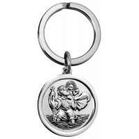 St Christopher Key Ring