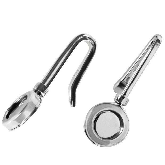 Sterling Silver Napkin Hook