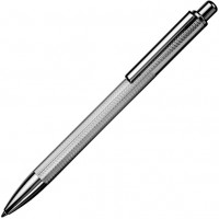Sterling Silver Engine Turned Ballpoint Pen